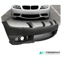 Bara fata M-Technic cu locas spalator far BMW E90 E91 2005-2011