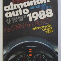 ALMANAH AUTO '88