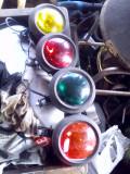 Proiectoare Tuning auto-ATV Rotunde, Universal