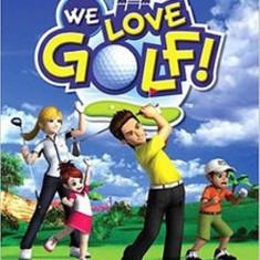 Joc Nintendo Wii We Love Golf