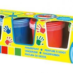 Primul Set De Colorat Cu Degetele