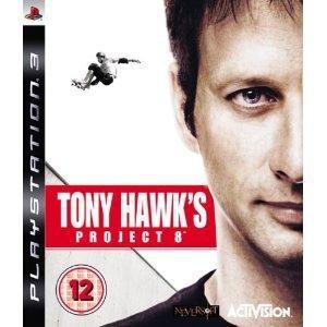 Tony Hawk's Project 8 PS3 foto