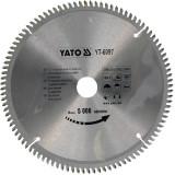 Disc fierastrau circular wf pt al 300x30x100mm Yato YT-6097