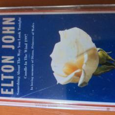 ELTON JOHN - Candle In The Wind ( 1997 ) - Caseta Audio Originala  ( Rocket )