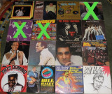 Vinyl/vinil Bill Haley,Fats Domino,Everly Brothers,Paul Anka,Placido Domingo