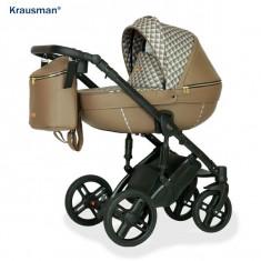 Krausman - Carucior 3 in 1 Nexxo Beige LIMITED