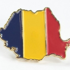 Insigna Harta Romania