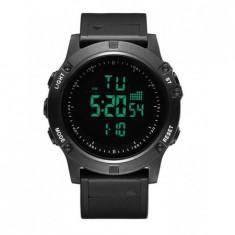 Ceas Barbatesc, curea silicon, digital watch, CS834 foto