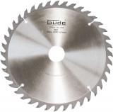 Cumpara ieftin Disc pentru fierastrau circular, taiere lemn Guede GUDE55075, O210x30 mm, 40 dinti