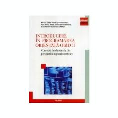 Introducere in programarea orientata-obiect