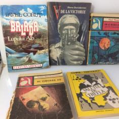 Carti literatura romaneasca - 5 titluri