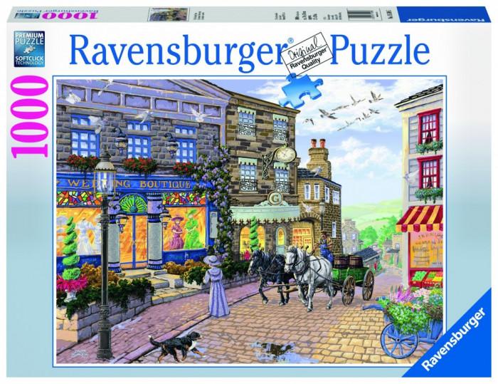 Puzzle Magazinul De Nunti, 1000 Piese