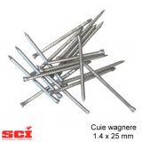 Cuie wagnere 1.4 x 25 mm