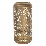 Suport lumanare din metal cupru Ø 11 cm x 24 h Elegant DecoLux, Clayre & Eef