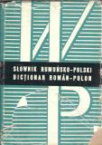 Dictiona roman polon / Slownik Rumunsko polski / Jan Reychman / Varsovia 1970