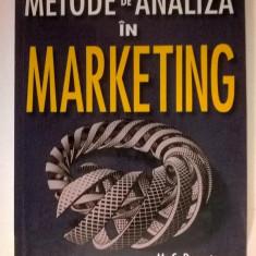 M. C. Demetrescu - Metode de analiza in marketing