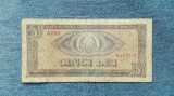 5 Lei 1966 Romania
