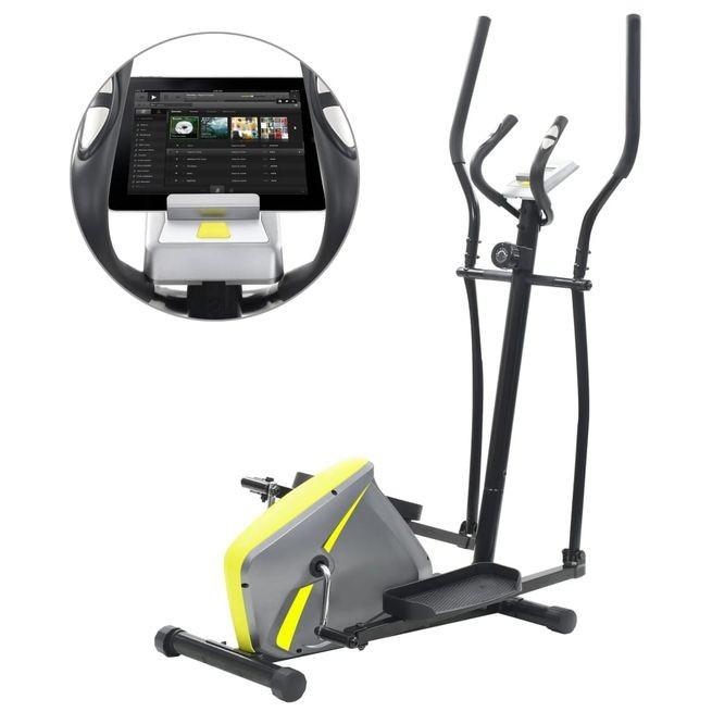 Bicicletă eliptică cu masă de rotație 10 kg
