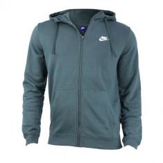 Hanorac barbati Nike Full Zip Ft Club 804391-328