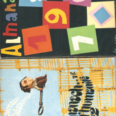 Almanch 1970 1972 almanah