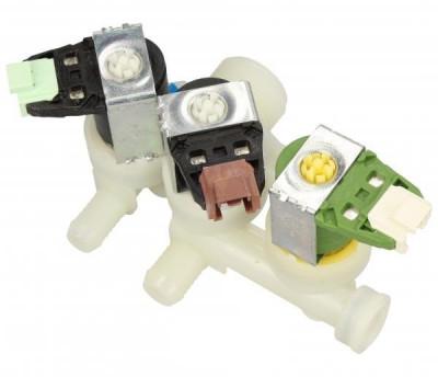 Electroventil, electrovalva admisie masina de spalat Electrolux si AEG foto