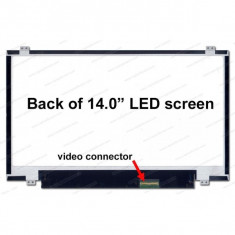Display - ecran laptop Sony Vaio SVE14AA11M model B140XW02 diagonala 14 inch LED SLIM