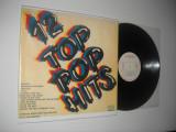 SUPER GRUP ELECTRECORD - dirijor Dan Mindrila: 12 Top Pop Hits (vinil stare VG-)
