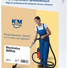 Sac aspirator Electrolux Nilfisk hartie 5X saci KM