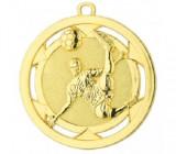 Medalie Fotbal Auriu, 5 cm diametru