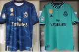 Tricou Real Madrid 2020 - embleme brodate