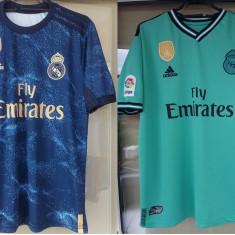 Tricou Real Madrid 2020 - embleme brodate
