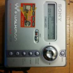 minidisc sony MZ-N707 /  MDLP WALKMAN SONY MZ-N707 Net  MINIDISC