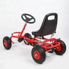 Kart cu pedale, F110B pentru copii cu varsta intre 4 si 8 ani.