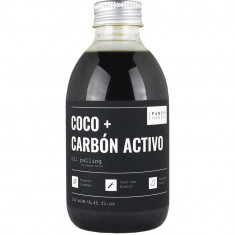 Coco Ulei pentru igiena orala Active Carbon antioxidant 250 ml