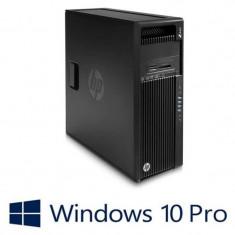Workstation refurbished HP Z440, Xeon Hexa Core E5-1650 v3, Win 10 Pro