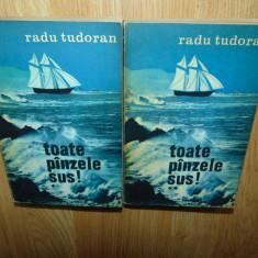 TOATE PANZELE SUS -RADU TUDORAN ANUL 1973