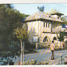 bnk cp Govora - Muzeul - circulata