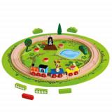 Cumpara ieftin Trenulet cu Sina Circulara Little Mole