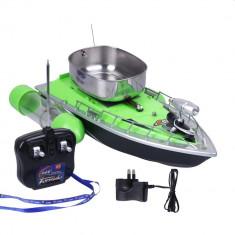 Barca pentru nadit, capacitate 1200 grame, reincarcabila, telecomanda, 300 m