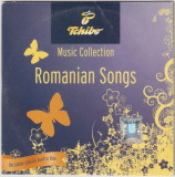 CD Romanian Songs (Tchibo Music Collection): 3rei Sud Est, Andra, Directia 5