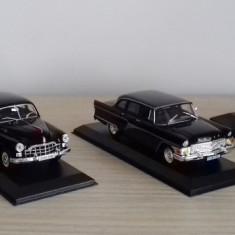 Colectie machete masini prezidentiale Rusia scara 1:43