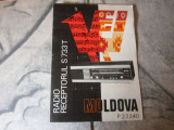 Moldova radio reclama cu schema n220