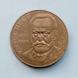 FRANTA - 10 Francs 1985 - VICTOR HUGO, Europa