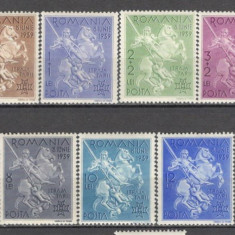 Romania.1939 Straja tarii-Sf. Gheorghe  ZR.48