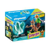 Cumpara ieftin Set de joaca Playmobil Scooby & Shaggy Cu Fantoma