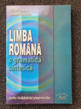 LIMBA ROMANA O GRAMATICA SINTETICA - Costache (învătămîntul preuniversitar 2003)
