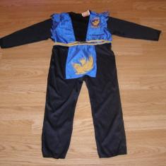 Costum carnaval serbare ninja pentru copii de 3-4 ani, Din imagine