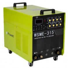 Aparat de sudura ProWeld WSME-315 AC/DC, 400 V, 5-315 A