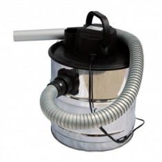 Aspirator pentru cenusa Strend Pro ECA806N, 18 lit, 800W, Inox
