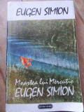 Moartea Lui Mercutio Eugen Simion - Eugen Simion ,528360, Nemira